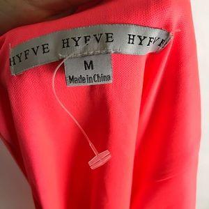 98be940d80c hyfve Pants - Hyfve Strappy Open Back Shorts Romper size Medium